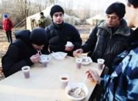 Лагерь ОМОН в Алексинском районе., Фото: 12