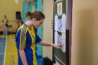 Старт тестирования комплекса ГТО в тульских школах. 16 февраля 2016 года, Фото: 80