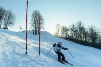 Первый этап чемпионата и первенства Тульской области по горнолыжному спорту, Фото: 42