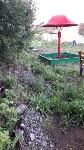 Жителям Малевки установили детскую площадку, Фото: 5