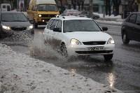 """""""Потоп"""" в Туле 2 марта 2016 года, Фото: 11"""