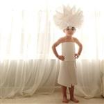 Платья четырехлетнего модельера, Фото: 4