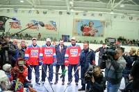 Мастер-класс от игроков сборной России по хоккею, Фото: 20