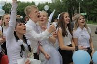 Последний звонок 2013: праздник от ТулГУ, Фото: 54