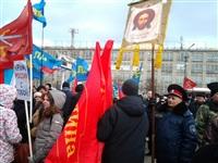 В Туле проходит митинг в поддержку Крыма, Фото: 4
