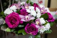 Ассортимент тульских цветочных магазинов. 28.02.2015, Фото: 14