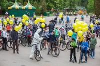 В Туле прошел большой велопарад, Фото: 32