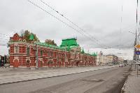 На ул. Советской в Туле убрали дорожные ограждения с трамвайных путей, Фото: 15