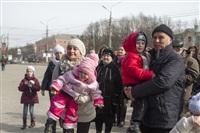 Митинг в Туле в поддержку Крыма, Фото: 47