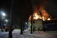 "В Туле загорелся ресторан ""Пётр Петрович"", Фото: 7"