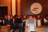 Андрей Спиридонов, министр Тульской области, познакомил студентов с проектом «Открытый регион 71», Фото: 10