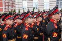 Путин в Суворовском училище, Фото: 26