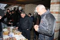 Александр Лебедев в деревне Поповка Чернского района , Фото: 17