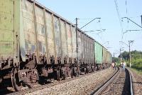 В Тульской области грузовой поезд сошел с рельсов, Фото: 27