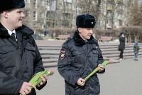 Полиция поздравила тулячек с 8 Марта, Фото: 18