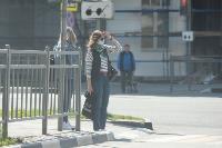 Первый день масочного режима в Туле, Фото: 3