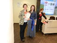 Награждение победителей конкурса на лучшую эмблему Красной книги Тульской области, Фото: 3