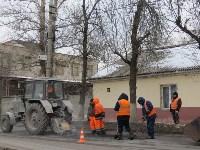 В Туле продолжают ремонтировать дороги, Фото: 2