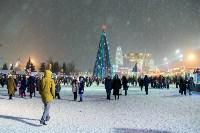 На площади Ленина прошло закрытие главной городской ёлки, Фото: 2
