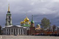 Репетиция парада Победы в Туле, Фото: 2