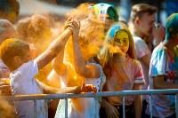 В Туле прошел фестиваль красок и летнего настроения, Фото: 166