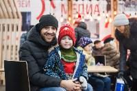 Как туляки отпраздновали Старый Новый год на музыкальном катке кластера «Октава», Фото: 85