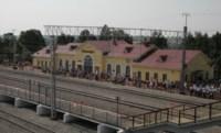 Открытие железнодорожной станции в Ясногорске, Фото: 1