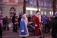 Открытие центральной елки в Новомосковске, Фото: 5