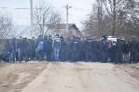 Бунт в цыганском поселении в Плеханово, Фото: 1