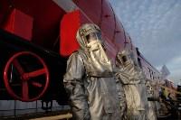 Презентация нового пожарного поезда, Фото: 19