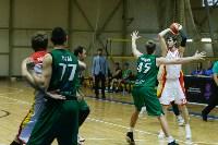 Тульские баскетболисты «Арсенала» обыграли черкесский «Эльбрус», Фото: 74