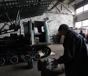 """Восстановление """"Катюши"""" в Новомосковске., Фото: 16"""