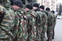Тульские омоновцы вернулись из служебной командировки, Фото: 3