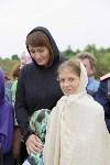 Освящение купелей в честь святой блаженной Матроны Себинской-Московской, Фото: 17