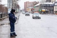 Полицейские проверяют, как туляки соблюдают ограничения карантина , Фото: 50