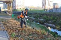 В Туле берега рек очистили от мусора, Фото: 3