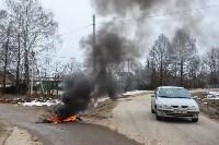 Бунт в цыганском поселении в Плеханово, Фото: 27