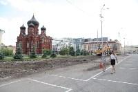 Дорога и парковка к Дворцу бракосочетания, Фото: 2
