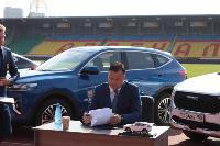 Новым спонсором тульского «Арсенала» стал Haval, Фото: 8