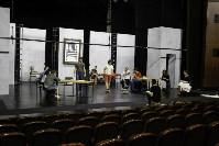 Репетиция в Тульском академическом театре драмы, Фото: 35