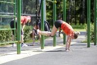 """Тренировка """"Тулицы"""" в парке, Фото: 89"""