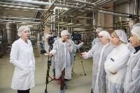 Начальник производства – Крючкова Инна Борисовна, рассказывает, как принимается молоко на ТМК, Фото: 1