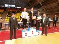 Чемпионат и первенство области по легкой атлетике. 24 декабря 2013, Фото: 16