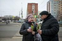 Пролетарский глава Сергей Шестаков поднял тулячкам настроение, Фото: 44