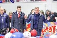 Мастер-класс от игроков сборной России по хоккею, Фото: 51