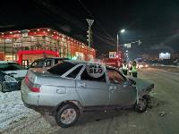 Двойное ДТП на улице Рязанской, Фото: 4