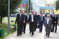 Медведев в Алексине, Фото: 17