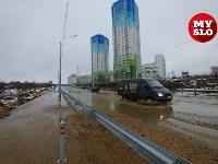 Порыв на ул. Хворостухина, 11.03.19, Фото: 20