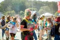 В Туле прошел фестиваль красок и летнего настроения, Фото: 147
