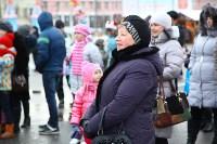 Арт-объекты на площади Ленина, 5.01.2015, Фото: 48
